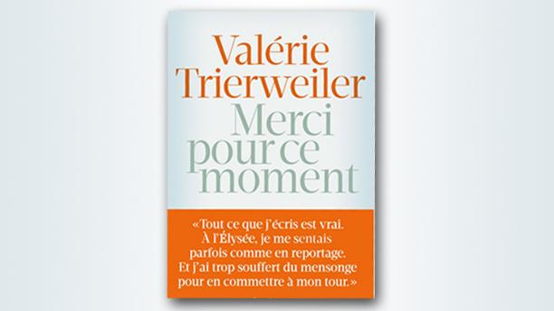 Concernant le livre de Valérie Trierweiler