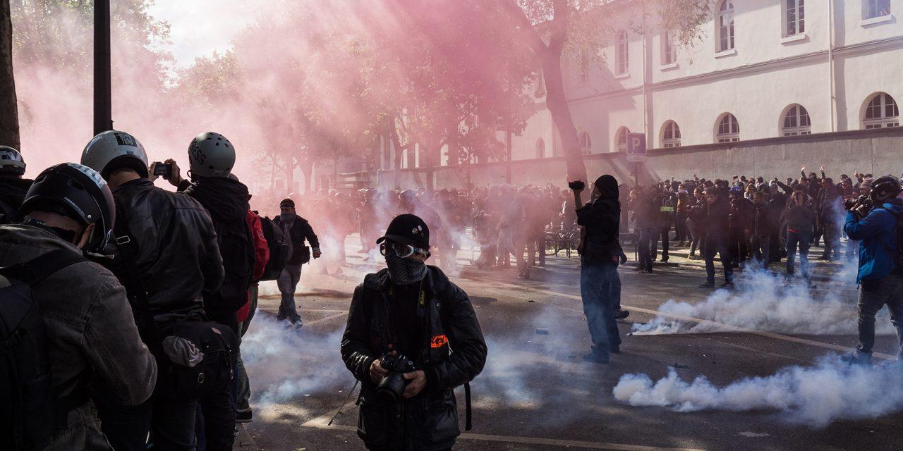 LES CASSEURS SERAIENT ILS LES CHOUCHOUS DE LA POLICE ET DE NOS GOUVERNANTS???