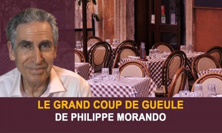 CORONAVIRUS  :  LE GRAND COUP DE GUEULE DE PHILIPPE MORANDO