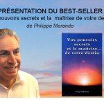 Présentation du livre : «Vos pouvoirs secrets et la maîtrise de votre destin»